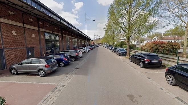 Les vols ont eu lieu sur les parkings du quai de Boisguilbert à Rouen - illustration