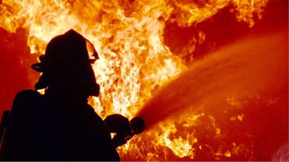 49 sapeurs-pompiers et 25 engins mobilisés, c'est dire la violence du feu - illustration @ Pixabay