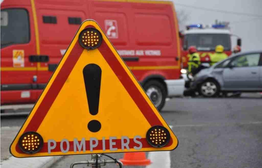 Les sapeurs-pompiers sont intervenus sur vingt accidents ayant fait des blessés - Illustration