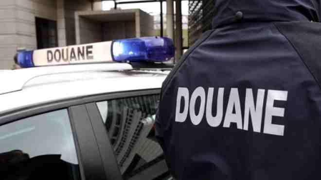 Le contrôle s'est déroulé à la barrière de péage de Beuzeville, dans l'Eure, sur l'autoroute A13 - Illustration © Douane