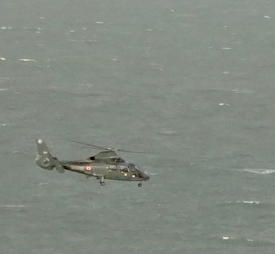Le pilote de l'avion qui s'est crashé en mer au large de Fécamp n'a pas été retrouvé