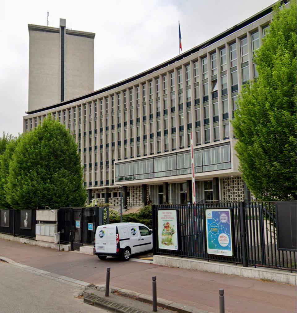 L'hôtel du Département