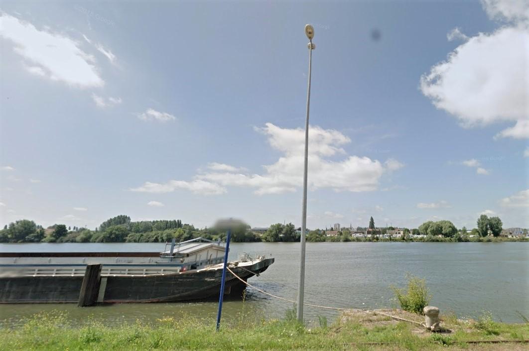Le corps flottait à la surface de la Seine au niveau du quai Lescure - Illustration