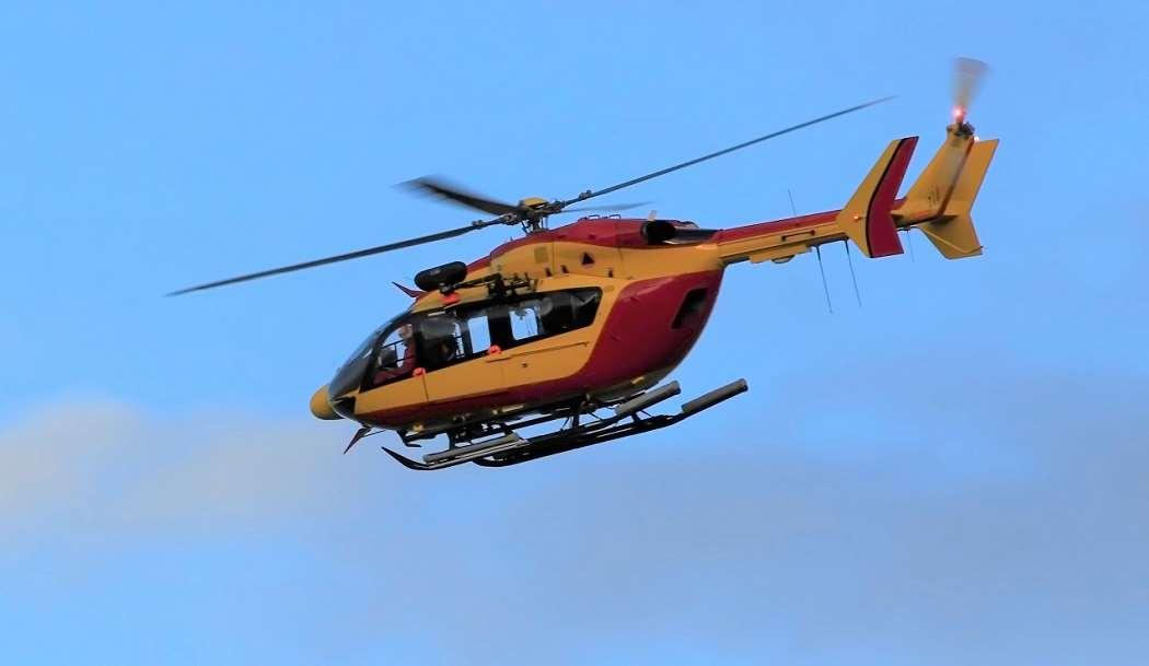 La jeune grièvement blessée à la tête a été héliportée vers le CHU de Rouen - illustration ©iStockphoto