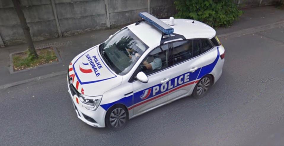 Les policiers étaient en patrouille rue Louis Blériot, dans un quartier réputé difficile - Illustration