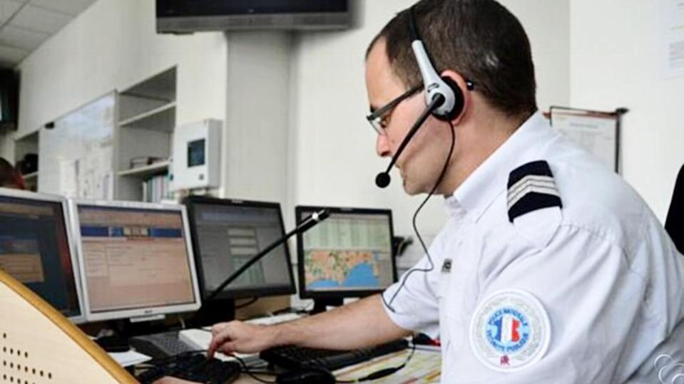 Le standard de police secours a été avisé par un témoin - Illustration