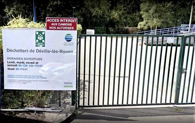Crise sanitaire : en Seine-Maritime, les déchetteries autorisées à ouvrir sous certaines conditions