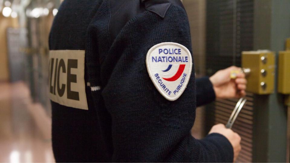 Le quadragénaire a été placé en garde à vue à l'hôtel de police - Illustration