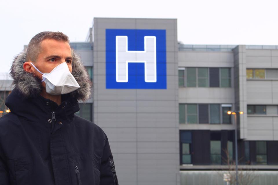 A ce jour, en Normandie, plus de 1 000 patients hospitalisés ont regagné leur domicile après guérison, observe l'ARS dans son bilan journalier - illustration @ iStockphoto