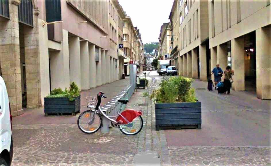 Le vélo avait été dérobé à une station cy'clic - illustration