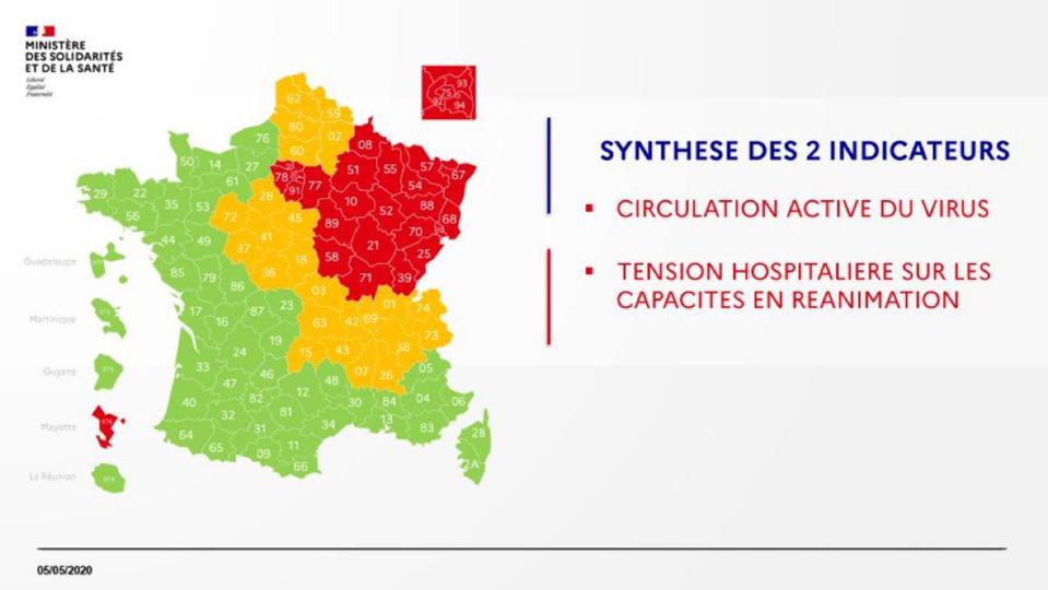 Coronavirus en Normandie : deux morts dans l'Orne en 24 heures