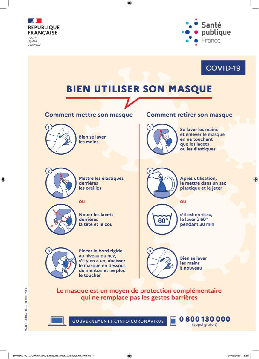 Coronavirus : trois décès dans l'Eure et un dans l'Orne, en 24 heures