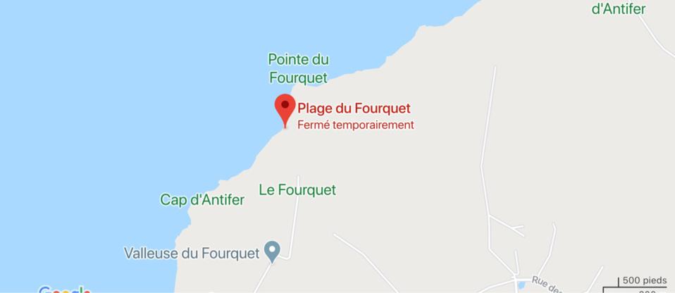 Seine-Maritime : une femme chute de 4 m sur les rochers, elle est héliportée à l'hôpital du Havre