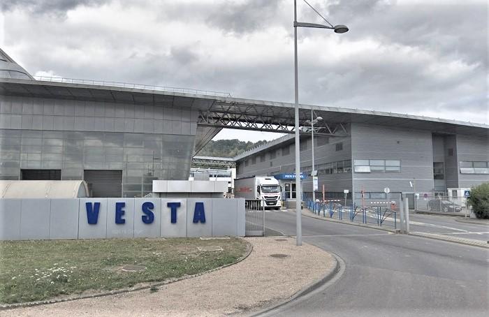 L'usine Vesta permet l'incinération des déchets ménagers et des déchets industriels et commerciaux banals (DICB) du territoire du Smédar, à savoir 164 communes
