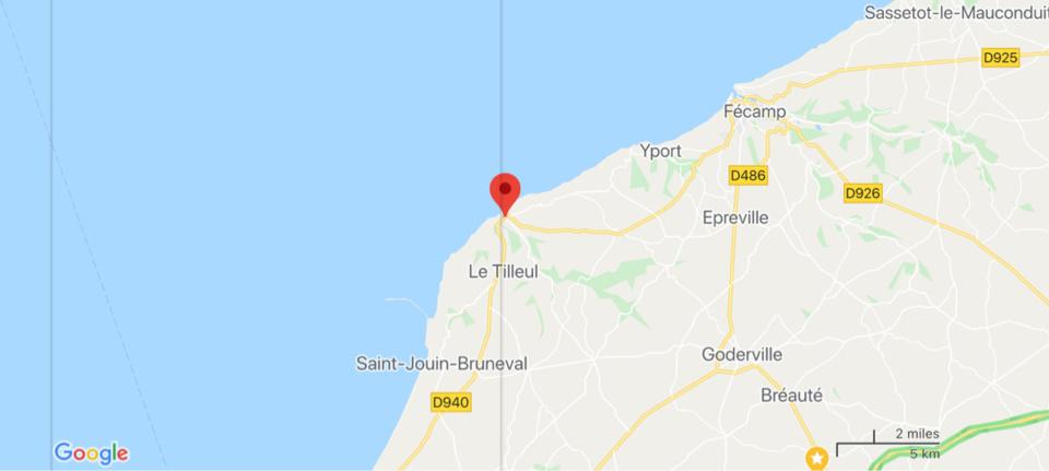 Seine-Maritime : 21 promeneurs piégés par la marée et 2 kayakistes en difficulté près d'Étretat