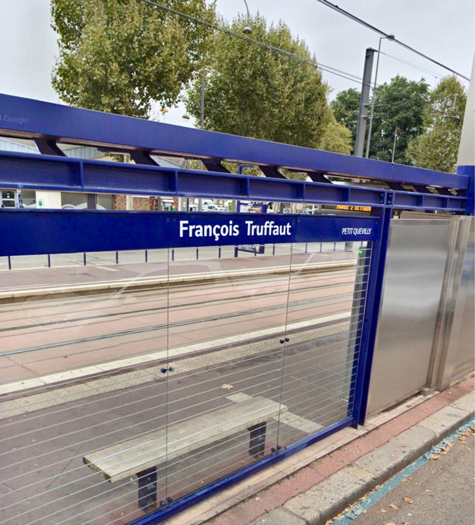 La blessée a été prise en charge par les secours à la station Francois Truffaut