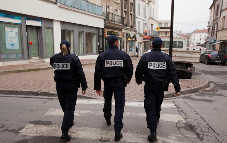 L'homme était en train de s'installer à Saint-Sever quand il a été repéré par des policiers - Illustration
