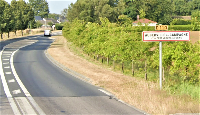 Le bourg d'Auberville-la-Campagne a connu hier soir une agitation peu habituelle avec le déploiement d'importantes forces de police et de gendarmerie