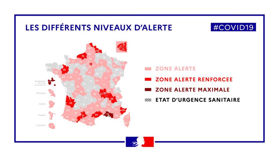 Covid-19 : le préfet de la Seine-Maritime annoncera de nouvelles mesures sanitaires ce vendredi