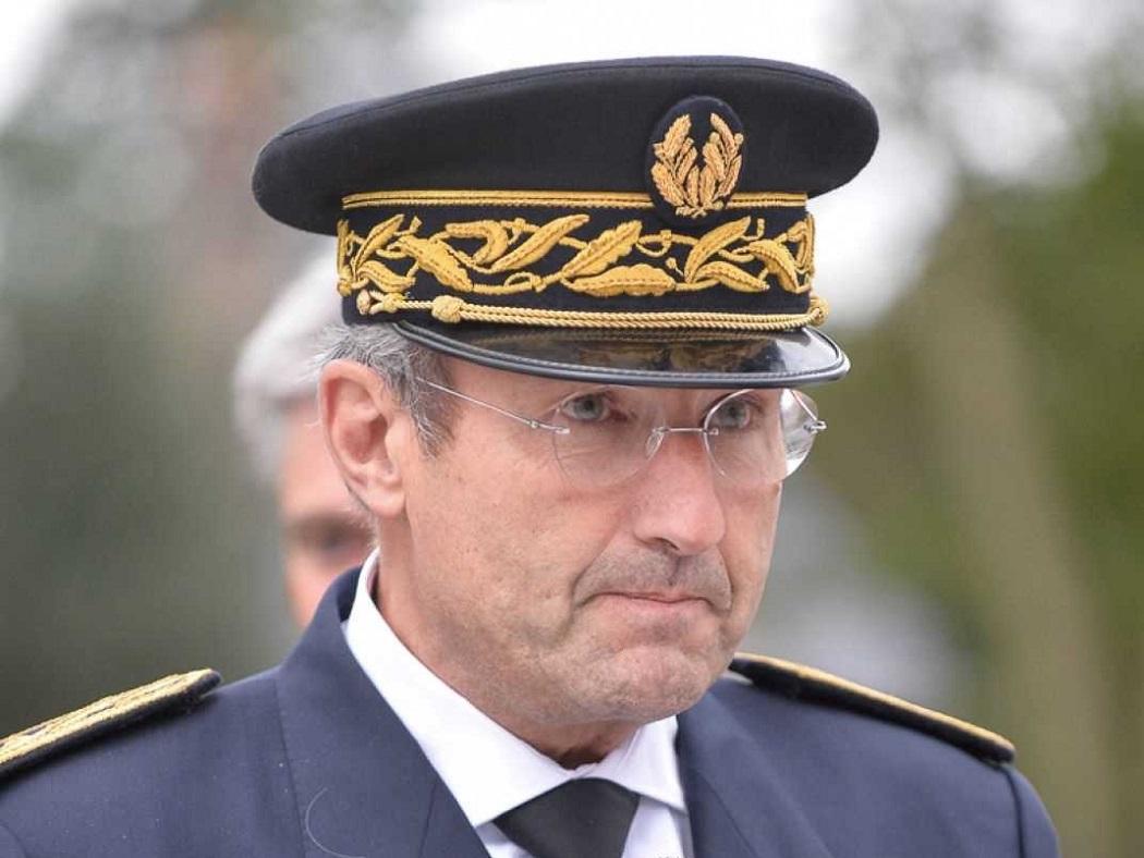 Jehan-Éric Winckler va rejoindre la sous-préfecture de Saint-Germain-en-Laye - Photo ©  SDIS76/Service communication/MB