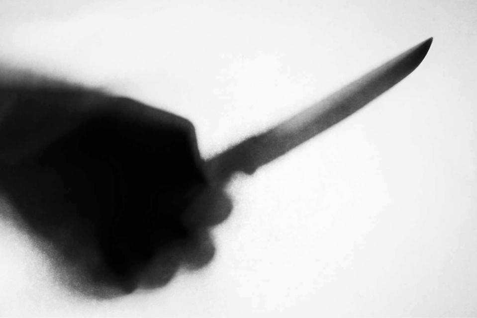 La dispute a dégénéré : l'ex-conjoint a été blessé à coups de couteau - illustration @ iStock photo