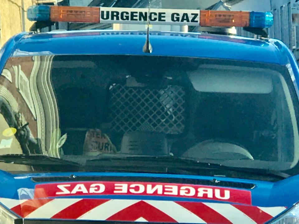 Les agents de GrDF ont colmaté la fuite et remis en état la canalisation endommagée - illustration @ infoNormandie