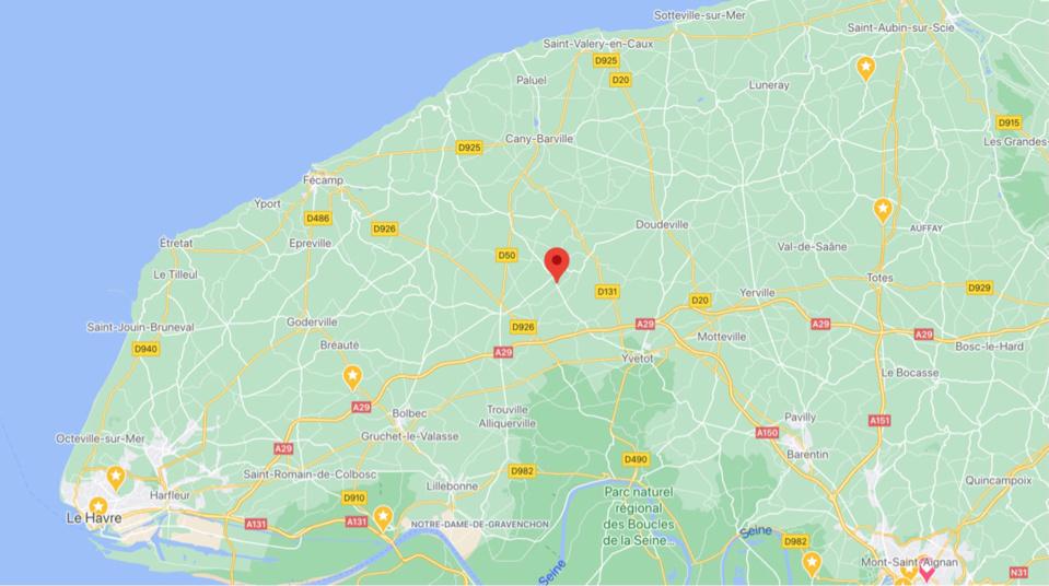 Seine-Maritime : fausse alerte au monoxyde de carbone chez un couple de Cliponville ce matin