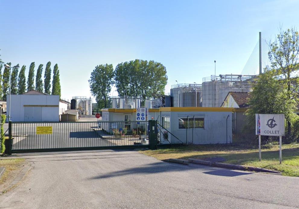 50 sapeurs-pompiers mobilisés pour un feu de chaudière dans une entreprise de Seine-Maritime