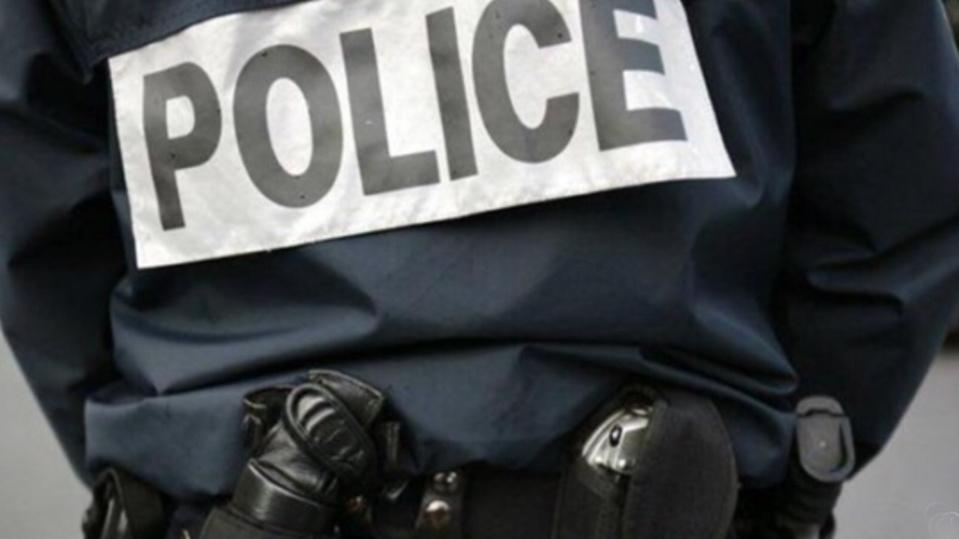 Les policiers ont dû employer la force pour maîtriser le jeune homme - Illustration