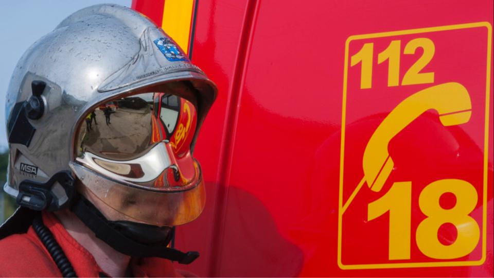 Les pompiers ont été visés par des tirs de mortier en arrivant sur le lieu de l'intervention - illustration