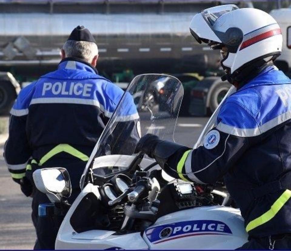 Le chauffeur de camion a été intercepté lors d'un contrôle routier vendredi matin à Évreux - illustration @ DDSP76