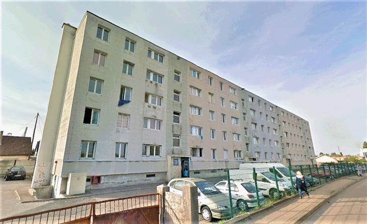Le drame s'est déroulé dans cet immeuble situé en bordure de l'avenue du 16e Port - Illustration © Google Maps