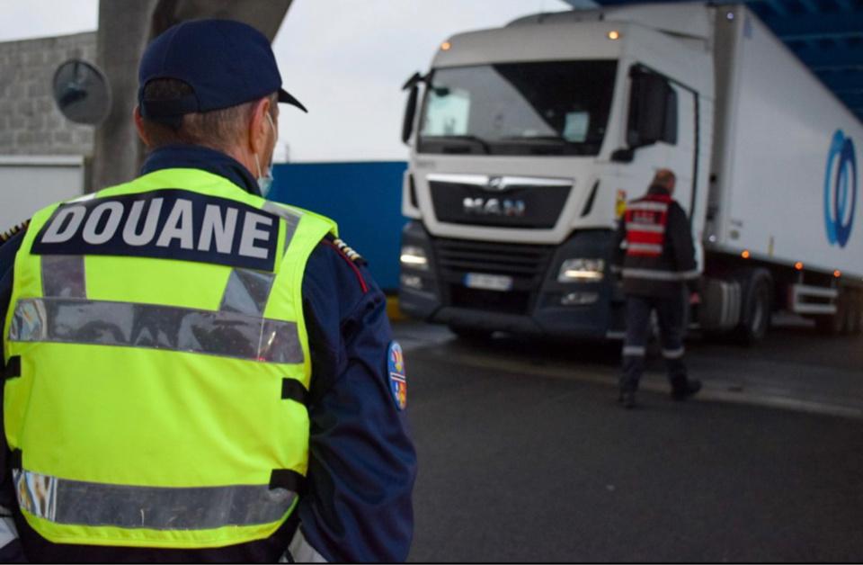 Illustration @ douane française
