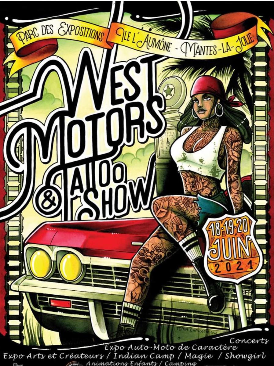 West Motors : un rassemblement qui fait la part belle aux autos et motos de caractère à Mantes-la-Jolie