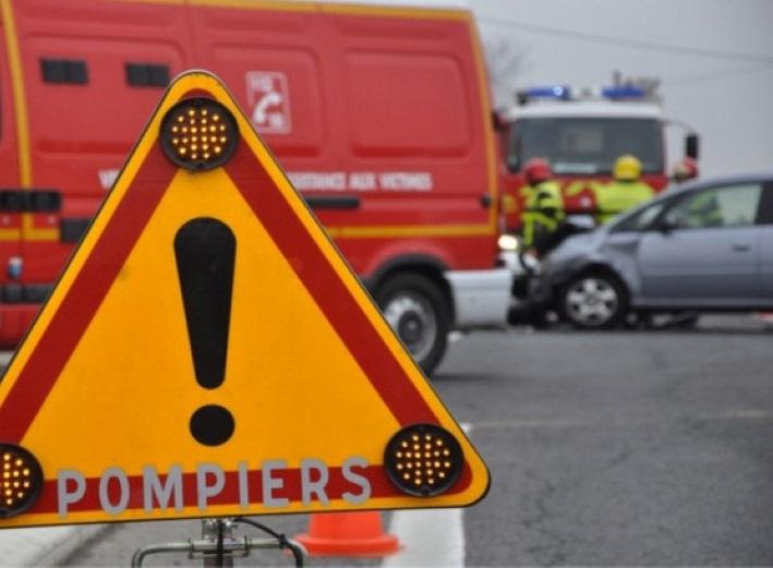 Onze personnes ont été impliquées dans le carambolage, quatre d'entre elles ont été blessées dont une grièvement - illustration
