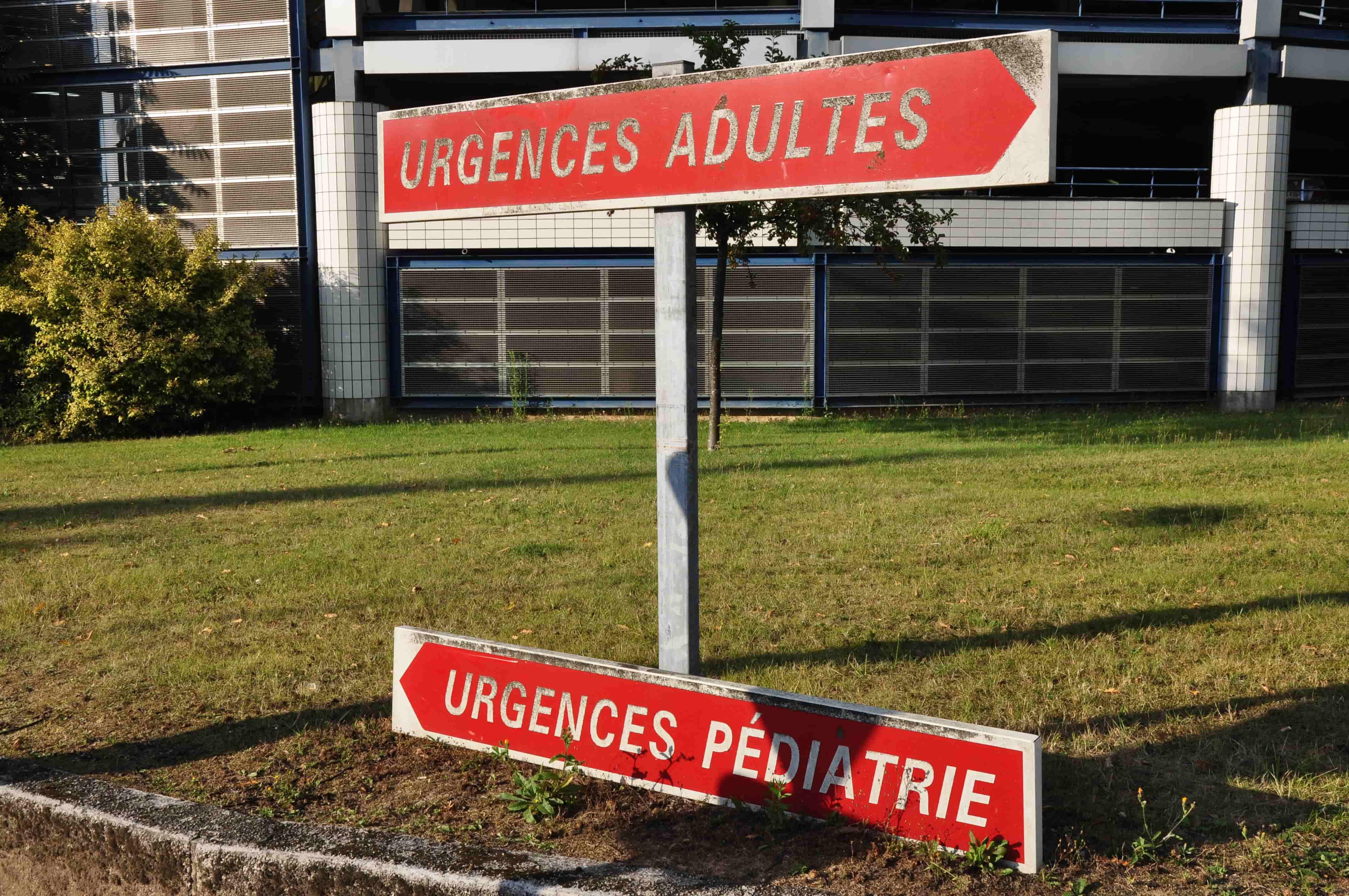 L'enfant a été admis aux urgences pédiatriques du CHU de Rouen - Illustration © infoNormandie