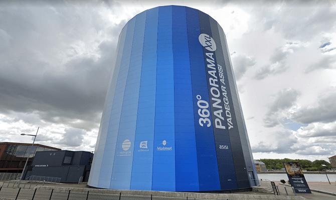 """Rouen : """"mentalement instable"""", l'homme menaçait de sauter du Panorama XXL"""