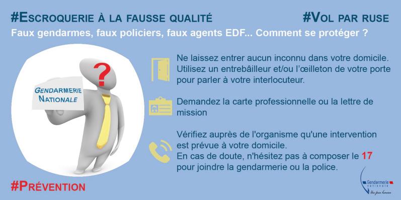 Illustration Gendarmerie Nationale