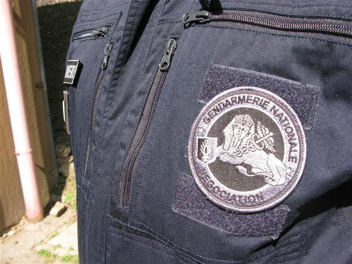 Un négociateur de la gendarmerie tente depuis ce matin de convaincre le forcené de se rendre (Photo d'illustration)