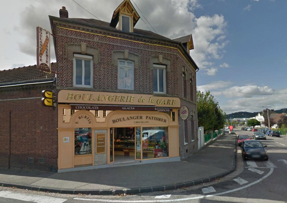 Le déclenchement de l'alarme a mis en fuite les cambrioleurs (@Google Maps)
