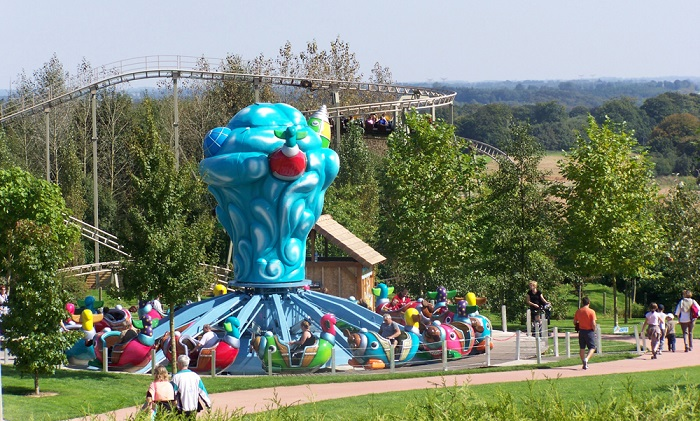 Le parc du Bocasse a franchi la barre des 200 000 visiteurs en 2013. Il rouvrira ses portes au public le 6 avril prochain (Photo d'illustration )