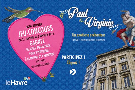 Jeu-concours au Havre : deux dîners et d'autres lots à gagner pour la Saint Valentin