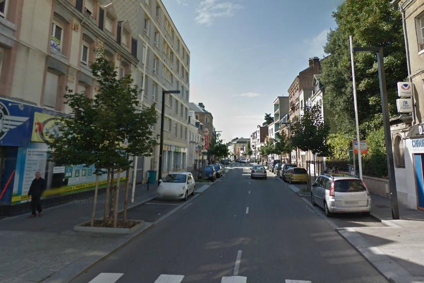"""Les érables de la rue du Maréchal Joffre sont """"victimes d'un champignon provoquant leur dépérissement et contre lequel il n'existe aucun traitement efficace """", explique Luc Lemonnier, adjoint au maire"""