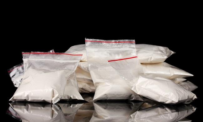 La cocaïne conditionnée en sachets était dissimulée dans les cavités du châssis du monospace (Photo d'illustration).