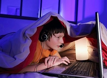 Sensibiliser les enfants aux dangers de l'Internet (Photo d'illustration DR)