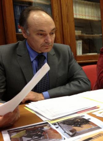 Philippe Ménard est originaire du pays de Caux. Il est arrivé à la tête du SRPJ à Rouen en juin 2008 (Photo Infonormandie)