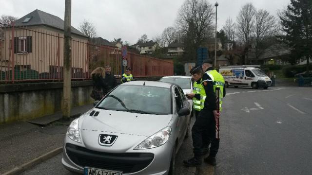 A l'initiative de la compagnie de gendarmerie de Bernay, des contrôles tous azimuts ont été opérés à Bernay et dans la région proche sur les principaux axes routiers