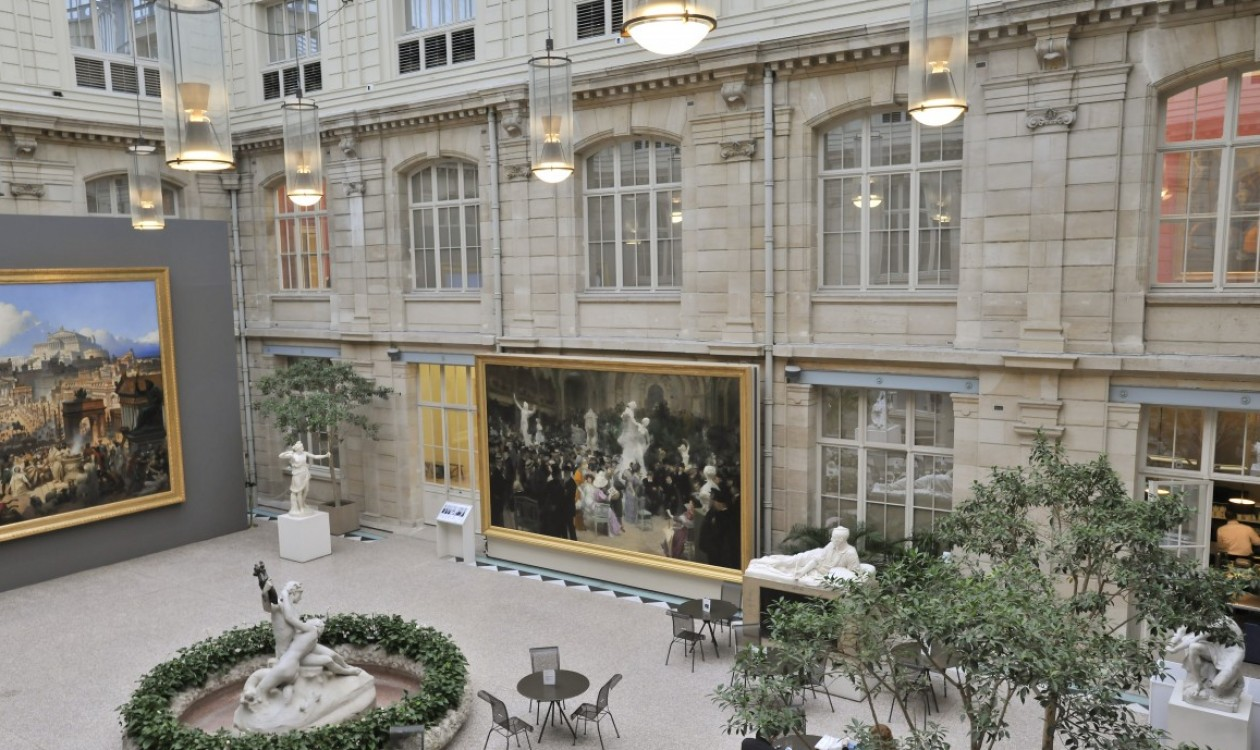 Le musée des Beaux Arts de Rouen