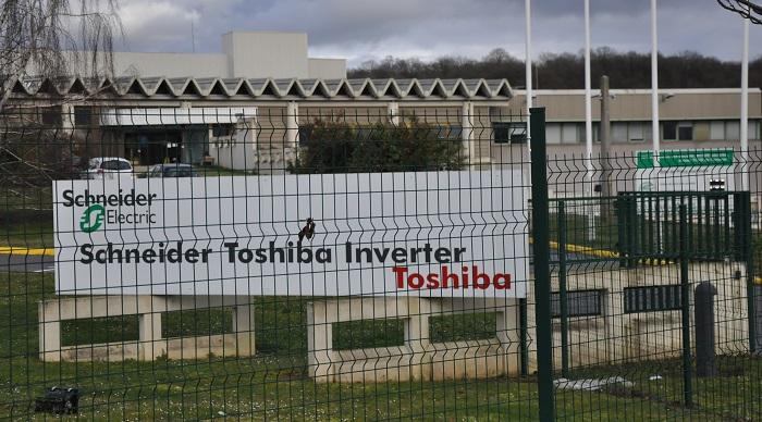 L'entreprise Schneider Toshiba de Pacy-sur-Eure n'est pas la première à subir les assauts de ces escrocs franco-israéliens (Photo @InfoNormandie)