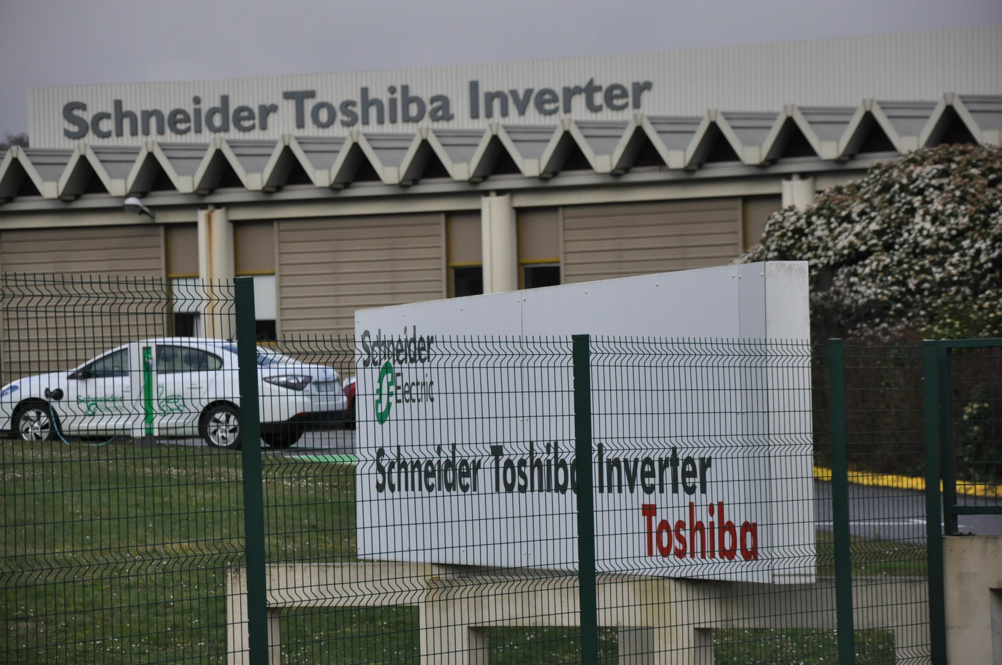 Pacy-sur-Eure : Schneider Toshiba escroqué de 8 millions d'euros par un réseau franco-israélien
